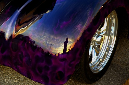 Reflection in a Fender