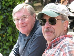 Fred Barzyk and David Atwood