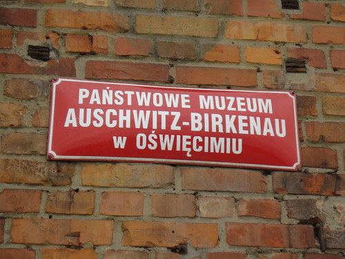 Birkenau or Auschwitz-2 as it is also known as..