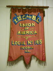 Hod Carriers Local 165 Banner