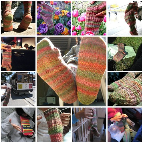 The many faces of the Trekking Socks
