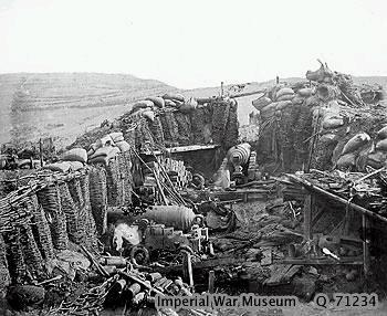 Grand Redan, 1855. Copyright Imperial War Museum