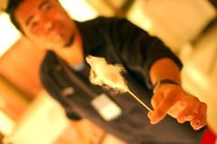 Cotton Candy Foie Gras