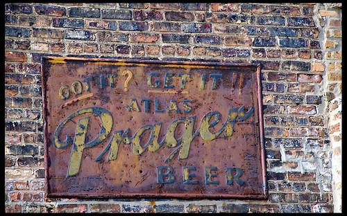 Atlas Prager Beer