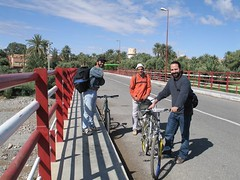 Preparats per l'excursió amb bicicleta