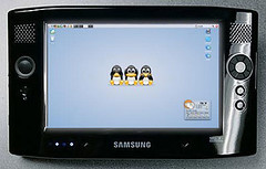 First Linux UMPC Device