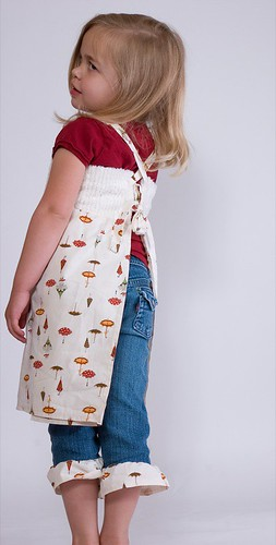 Pinafore - Back