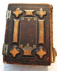 120 year old Bible back (2005, American)