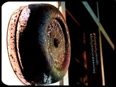 School bell in Mombasa, Kenya
