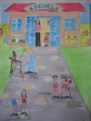 Crianças e jovens deficientes encontram dupla dificuldade para estudar