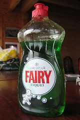 fairy dishwashing liquid | iceland