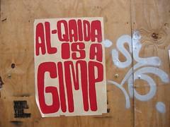 Al-Qaida is a Gimp