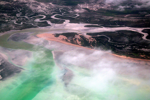 near broome from above