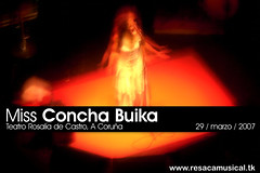 Concha Buika Concert Coruña