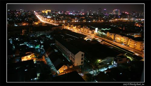 Đêm Thành Phố (by Tony Trần)