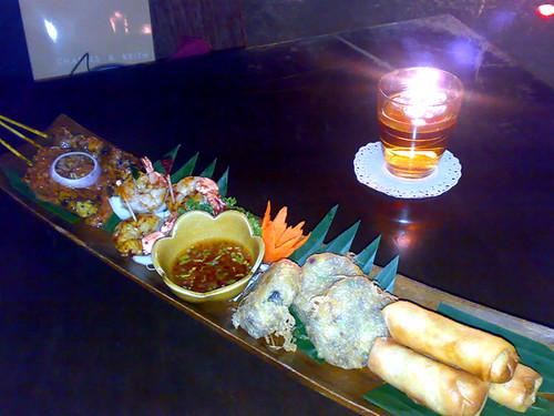 Bayang Seafood Platter
