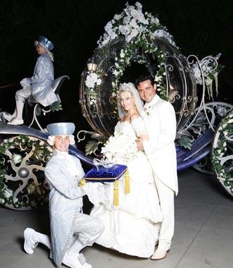 Foto de la boda de Carlos Marín, el español de Il Divo