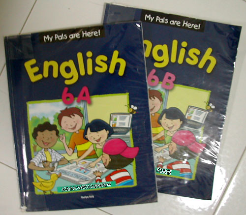 70s English Textbooks | Times of My Life