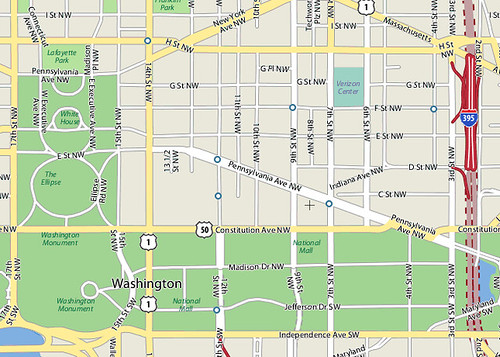 Yahoo! Maps facelift