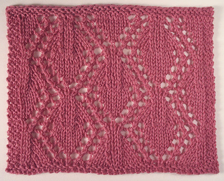 Gothic Leaf pattern