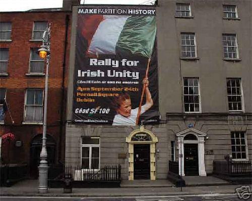 Campaña por la unidad irlandesa