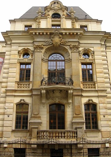 Teatr  Lalek - balkon