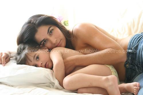Stella Lage e Isabela