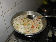 Add poha after vegetables are brownish