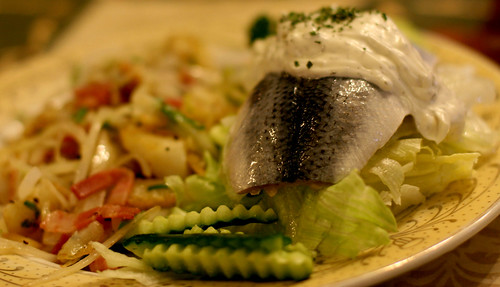 a lovely herring dish