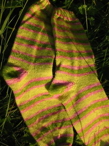 appletini socks done