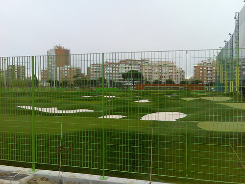 Polideportivo CYII