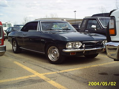 Chevrolet Corvair turbo