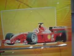 44.National Automobile Museum:法拉利F1賽車