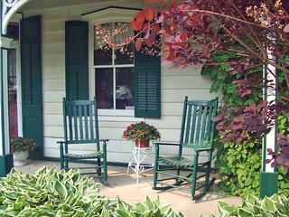 The Porch / Hosta