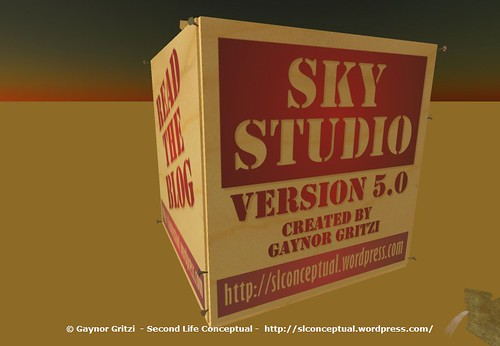 Sky Studio 5 - Plywood & Nails 018