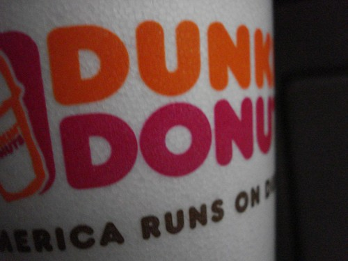 dunkin donuts cup 2