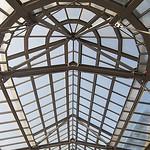 Glasdachkonstruktion