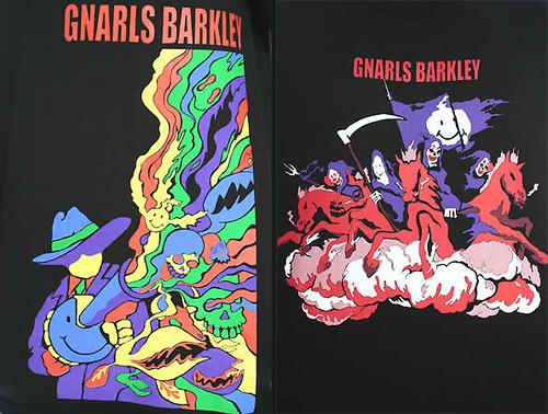 Gnarles Barkley T-Shirts