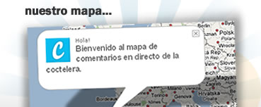 mapa coctelera