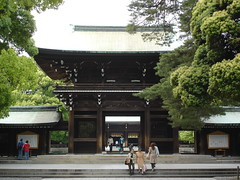 Meiji Shrine (2)