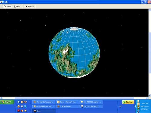 Globe 001