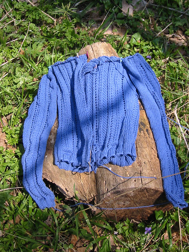 ariann sweater sleeves attached