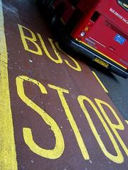 Bus stop por charlotteV.