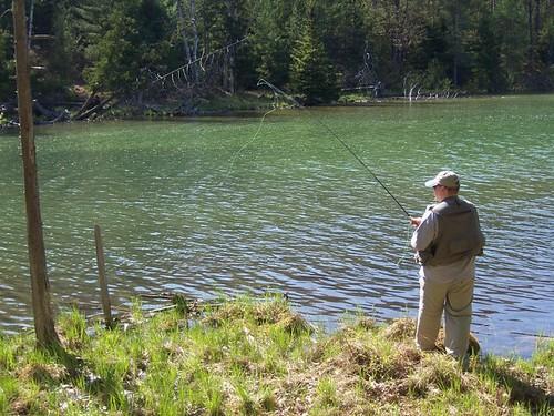 Lake Fly Fishing