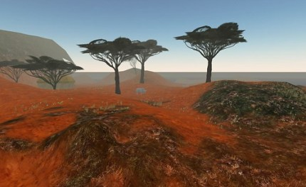 Second Life : Camp Darfur