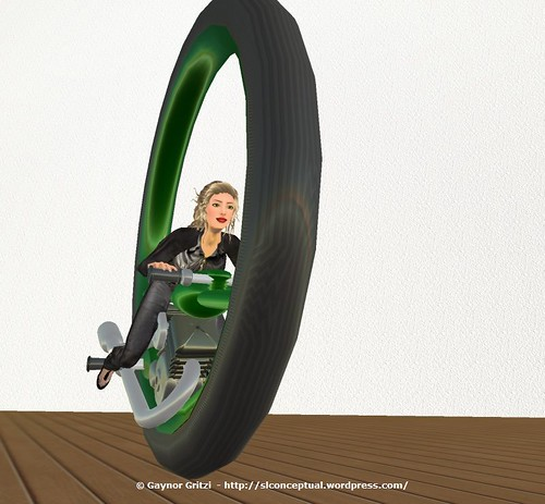 MonoWheel MadnessAbsurdist Vehicle 009