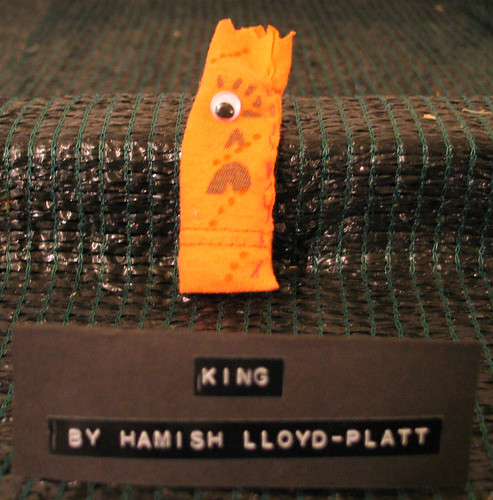 'King' by Hamish Lloyd-Platt