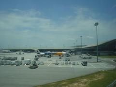 22.吉隆坡國際機場一景
