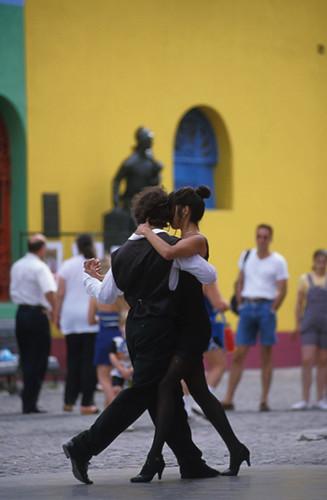 un tango à la boca