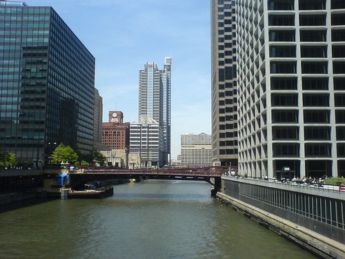 Beautiful Day in Chicago